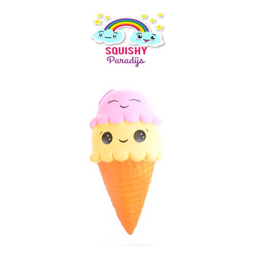 Squishy Di Asemka : 2 bollen ijsje (14cm) Squishy Kopen - Slow Rising Kawaii Squishie SquishyParadijs ...