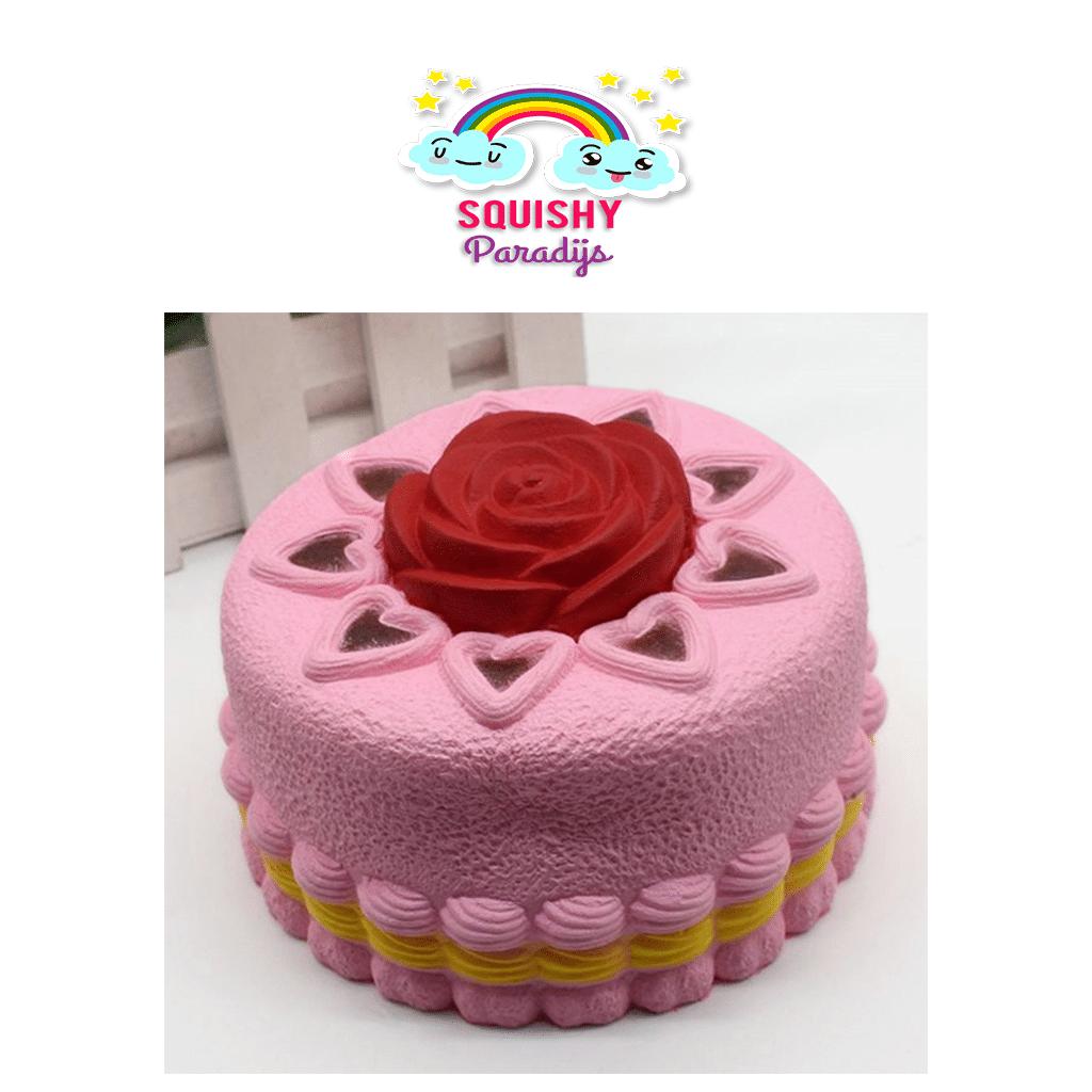 Squishy Terslow Di Dunia : Aardbeien Cake Squishy Kopen ? Slow Rising Kawaii Squishie SquishyParadijs - SquishyParadijs ...